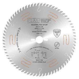 Saeketas puidule 160x2,2/1,6x20mm Z48 a=5° b=15° ATB Chrome