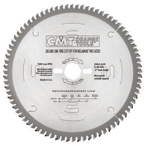 SAW BLADE FOR BUILDING 400X3.2X30 Z28 5'ATB, CMT