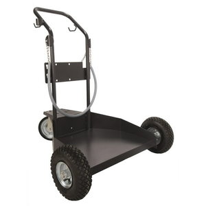 Drum trolley for 200l drum, heavy duty, Orion