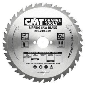 Saeketas puidule 160x2,2x20mm Z12 a=20° b=10° ATB, CMT