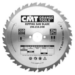 Diskas pjovimo 250x2,8x30 Z24 HM, CMT