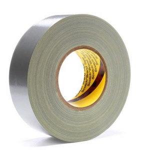 Kiltinio audinio juosta 48mm x50m 2903  pilka, 3M