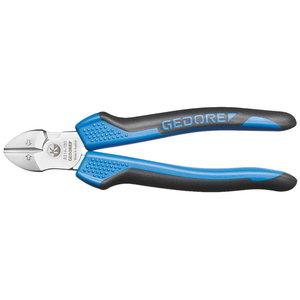 Külglõiketangid 185mm 8314-180 JC, Gedore