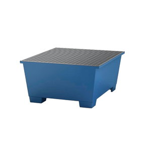 Safety pallet for 1 IBC containers, 1350x1650x710mm, Orion