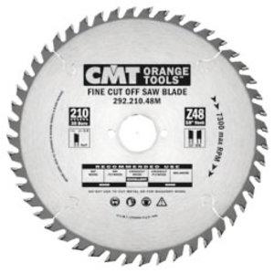 Diskas pjovimo 165x2.2x20 Z40 HM, CMT