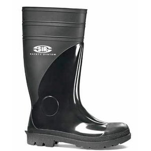 Safety rubber boots UB40 S5, black, 43, Sir Safety System