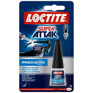 Instant adhesive Super Attak 5g, Loctite