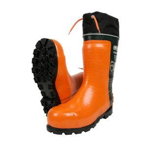 Chainsaw rubber boots  Yukon  Class 3, 41, Oregon
