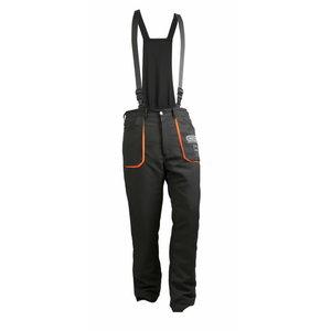 Защитные брюки с лямками, размеры 54-56 Yukon STRETS, OREGON