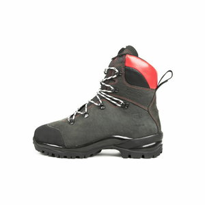 Leather chainsaw boots  Fiordland Class 2, Oregon