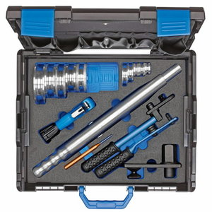 Manual bending tool set 3-18 mm in L-BOXX 136, Gedore