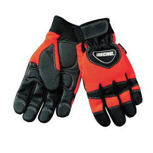 Chain saw gloves  size 10, ECHO