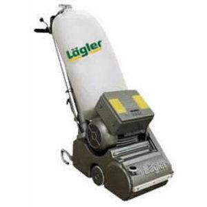 Drum floor sanding machine ELF 300, Lägler