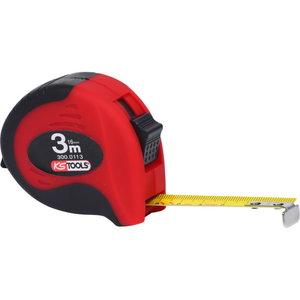 Steel tape measure 5m 19mm PRECISION+, KS Tools