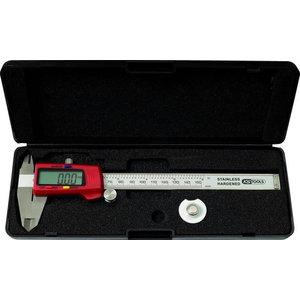 Elektroniskais bīdmērs 150/40/0,01mm DIN862, KS Tools