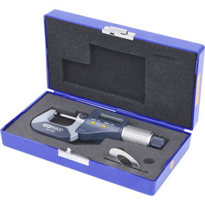 Digit. micromeeter 0-25mm, KS Tools