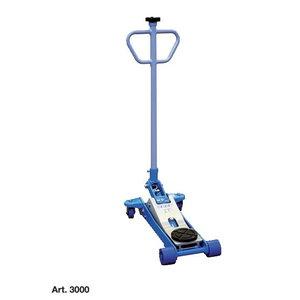 Hydraulic trolley jack 2T, 95-480 mm, OMCN