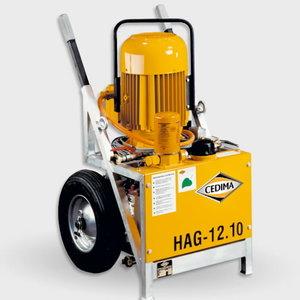 Hydraulic power pack HAG-12.10, Cedima