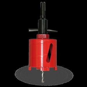 Hexagonal adapter M16 x 100mm, Cedima