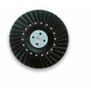Guminė lėkštė fibro diskui RH Turbo 125xM14, Rhodius