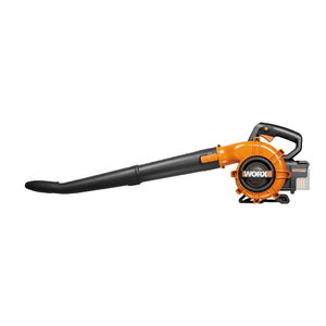 Blower WG568E.9, without battery and charger, Worx