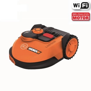 Auto mower Landroid S, WR105SI, WIFI, 500m2, Worx
