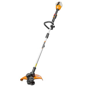 Battery trimmer WG184E.9  2x20V w/o battery and charger, Worx