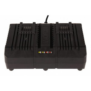 Laadija kahele akule 20V 4A WA3883, Worx