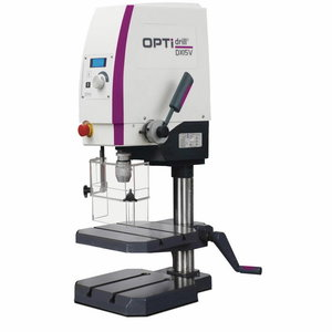 Gręžimo staklės OPTIdrill DX 15V 230V, Optimum