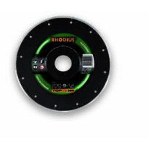 Deimantinis diskas LD1 125x5x1,2x22mm, Rhodius