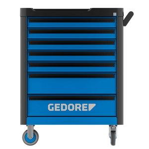 Įrankių  vežimėlis Workster highline WHL-L7, Gedore