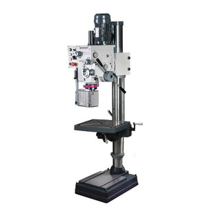 Puurmasin käigukastiga OPTIdrill DH 40GP, Optimum