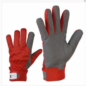 Gloves, syntethic leather, 10
