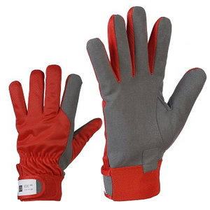 Gloves, syntethic leather