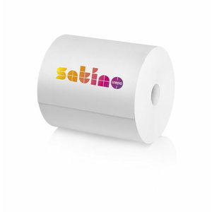 Paper towel rolls Wepa Comfort, 2- ply, 525 m CR1, Satino