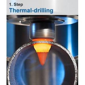 Thermo drill CUT M8 long, Optimum