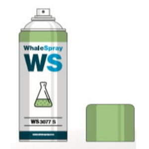 Degreaser for stainless steel (spray) WS 3077 S 400ml, Whale Spray