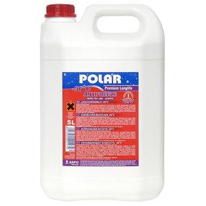 Antifrīzs POLAR PREMIUM Longlife -37°C sarkans 5L