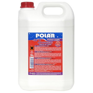 Jahutusvedelik POLAR PREMIUM Longlife -37°C punane, Polar