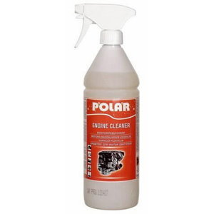 Mootoripesuaine ENGINE CLEANER 1L, pritsiga, Polar