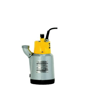 Drainage submersible pump WEDA D10N, with float, Atlas Copco