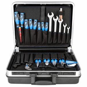 BASIC tool set in case 74 pcs, Gedore
