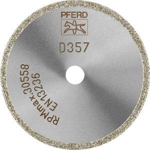 Teemantketas 50x2x6mm D357GAD D1A1R, Pferd