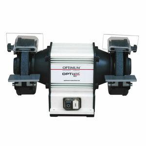 Šlifavimo staklės OPTIgrind GU 25 400V, Optimum