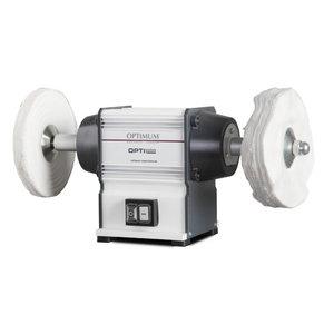 Desk polishing machine OPTIpolish GU 20P 230V, Optimum
