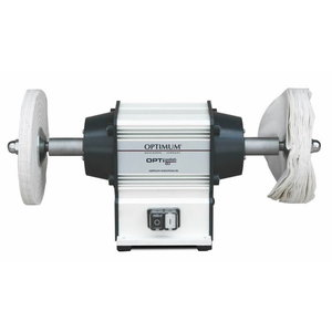 Stacionarios poliravimo staklės OPTIpolish GU 25P 400V, Optimum