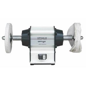 Desk polishing machine OPTIpolish GU 25P 400V, Optimum