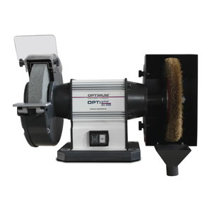 Combined sanding OPTIgrind GU 20B (400V), Optimum