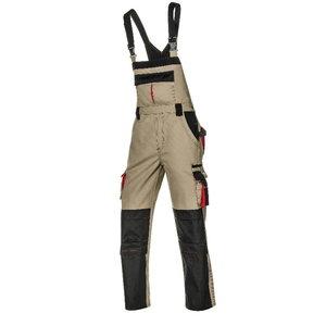 Puskombinezons Harrison, khaki, 48, Sir Safety System