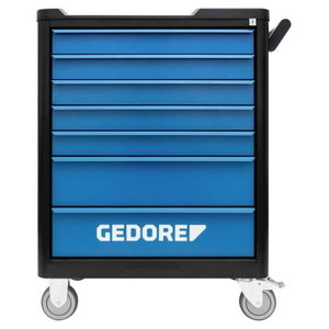 Tool trolley workster smartline BLACK EDITION, Gedore